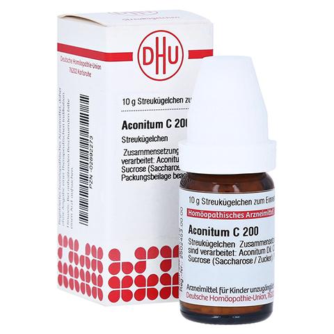 ACONITUM C 200 Globuli 10 Gramm N1