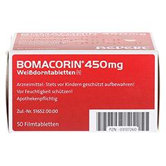 Bomacorin 450mg Weißdorntabletten N 50 Stück N2 - Oberseite