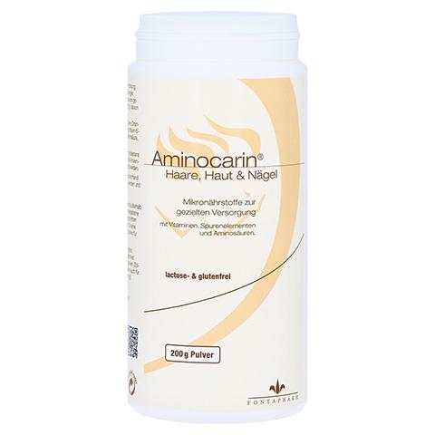 AMINOCARIN Pulver Dose 200 Gramm