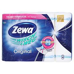 ZEWA Wisch & Weg Tücher 4x45 Stück - Vorderseite