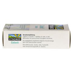 COLOVIT Tabletten 60 Stück - Oberseite