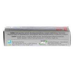 SX10 22 mg N.A.D.H.+ L-ARGININ Lutschtabletten 30 Stück - Oberseite