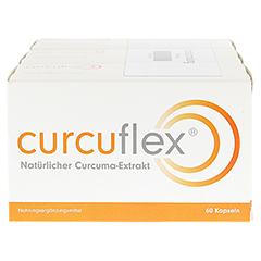 CURCUFLEX Weichkapseln 180 Stück - Vorderseite