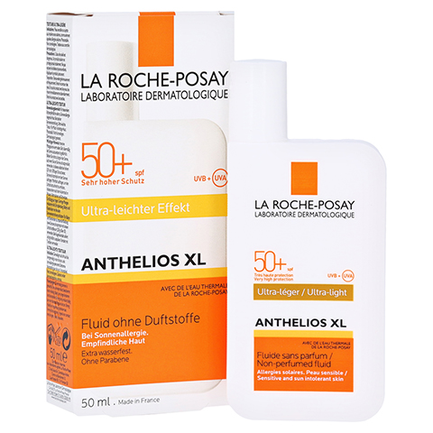 ROCHE POSAY Anthelios XL LSF 50+ Fluid / R 50 Milliliter