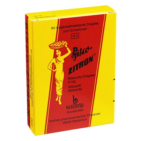 Bisco-Zitron magensaftresistent 50 Stück