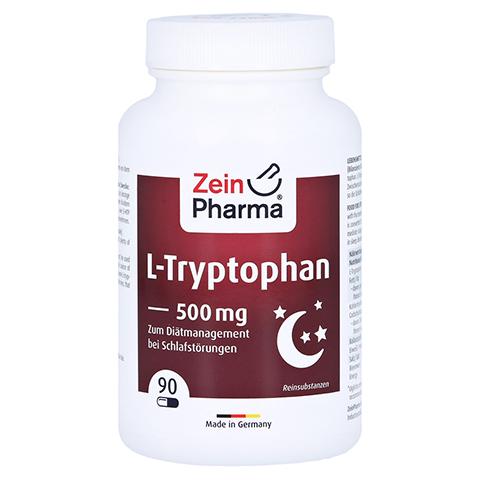 L-TRYPTOPHAN 500 mg Kapseln 90 Stück