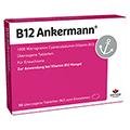 B12 ANKERMANN überzogene Tabletten 50 Stück N2