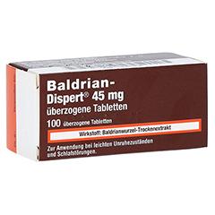 Baldrian-Dispert 45mg 100 Stück