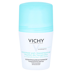 VICHY DEO Roll-on Anti Transpirant 48h 50 Milliliter