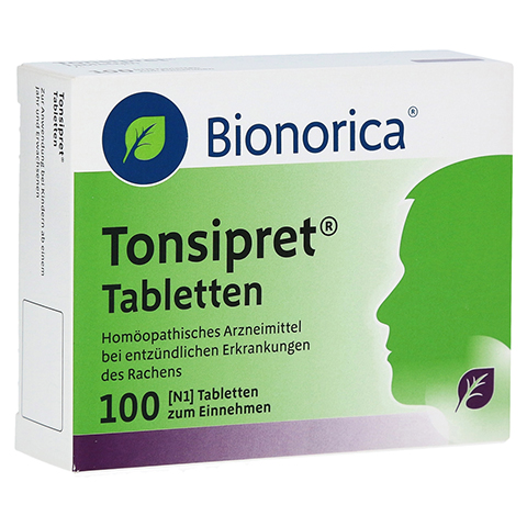 erfahrungen zu tonsipret tabletten 100 st ck n1 medpex versandapotheke. Black Bedroom Furniture Sets. Home Design Ideas