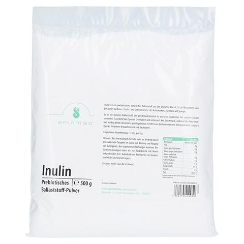 INULIN HT Pulver 500 Gramm