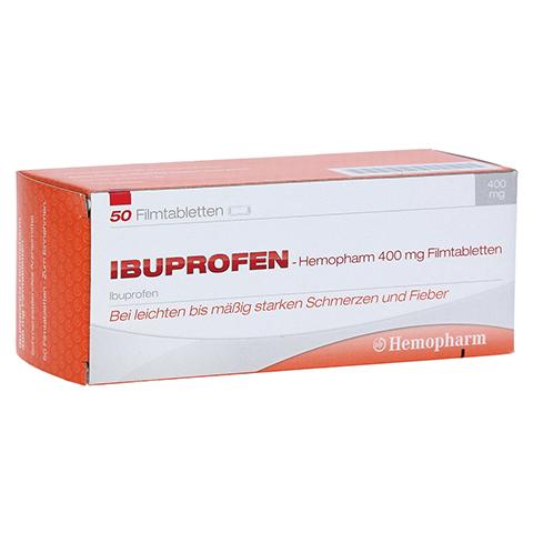 Ibuprofen-Hemopharm 400mg 50 Stück N3