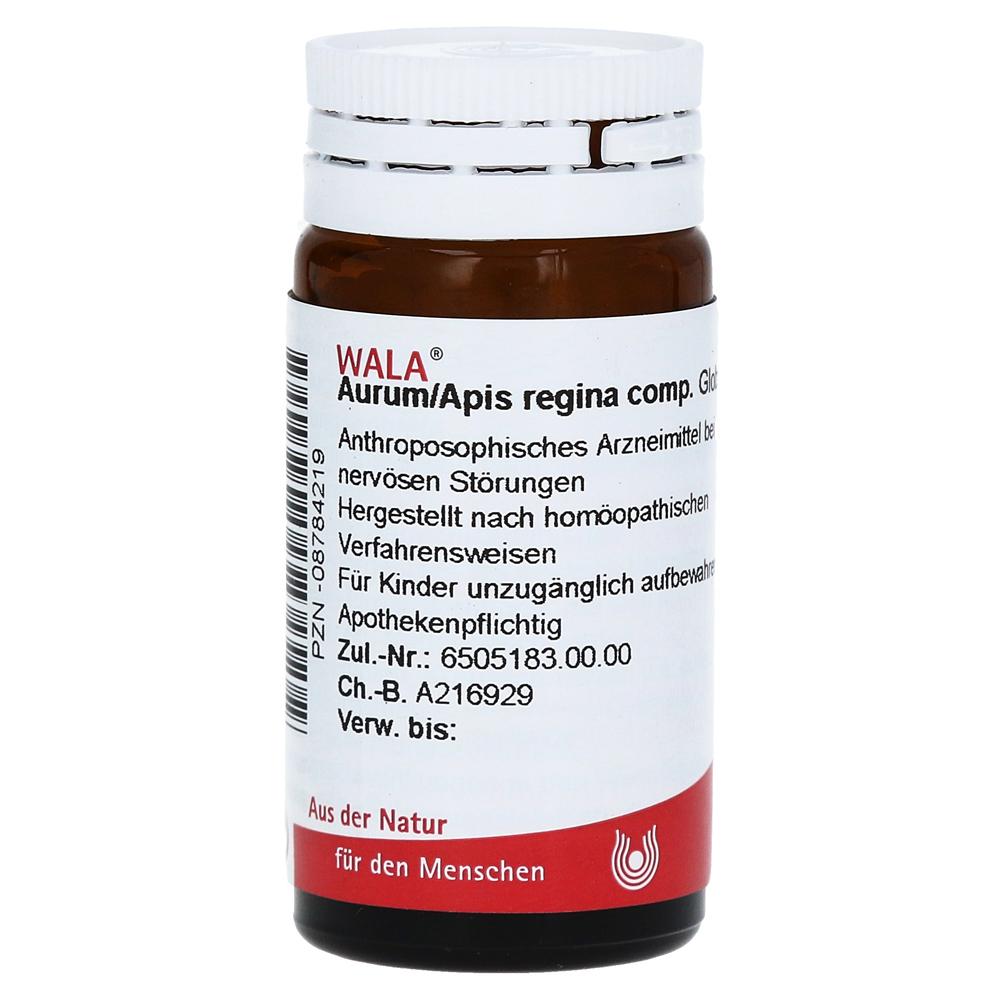 aurum-apis-regina-comp-globuli-20-gramm
