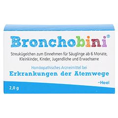 BRONCHOBINI Globuli 2 Gramm N1 - Vorderseite