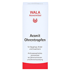 ACONIT Ohrentropfen 10 Milliliter N1 - Vorderseite