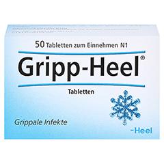 GRIPP-HEEL Tabletten 50 Stück N1 - Vorderseite