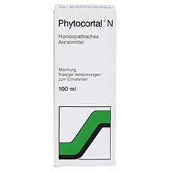 PHYTOCORTAL N Tropfen 100 Milliliter N2 - Vorderseite
