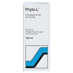 PHYTO L Tropfen 100 Milliliter N2 - Vorderseite