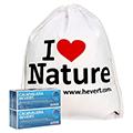 "CALMVALERA Hevert Tropfen + gratis ""We love nature"" - Turnbeutel 200 Milliliter N3"