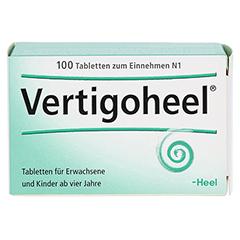 VERTIGOHEEL Tabletten 100 Stück N1 - Vorderseite