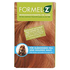 Formel Z Tabletten für Hunde 125 Gramm - Vorderseite