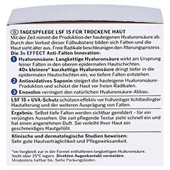EUCERIN Anti Age Hyaluron Filler Tag trock.Haut + gratis Elasticity+Filler Gesichts-Öl 5 ml 50 Milliliter - Linke Seite