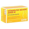Vitamin D3 Hevert 2.000 I.E. Tabletten 120 Stück