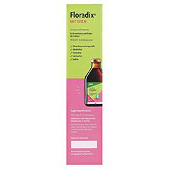 Floradix mit Eisen 700 Milliliter - Rechte Seite