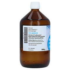 WASSERSTOFFPEROXID 3% DAB 10 Lösung 1000 Gramm - Rechte Seite