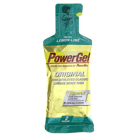 POWERBAR PowerGel Lemon Lime 41 Gramm