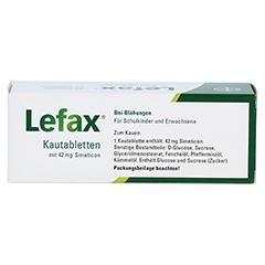Lefax 50 Stück N2 - Rückseite