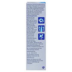 Lamisil Once 1% zur Anwendung auf der Haut 4 Gramm - Rückseite