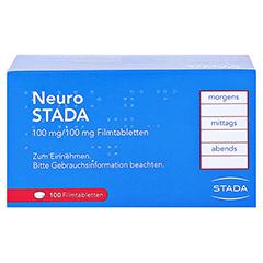 NEURO STADA Filmtabletten 100 Stück N3 - Rückseite