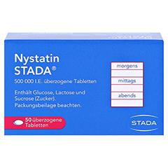 Nystatin STADA 500000I.E. 50 Stück N2 - Rückseite