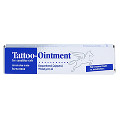Tattoo Creme Pegasus Pro 25 Milliliter - Rückseite