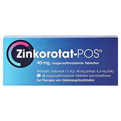 Zinkorotat-POS 20 Stück N1 - Vorderseite
