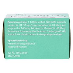 VERTIGOHEEL Tabletten 100 Stück N1 - Oberseite