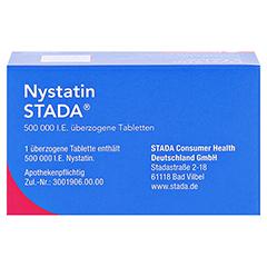 Nystatin STADA 500000I.E. 50 Stück N2 - Oberseite
