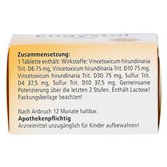 ENGYSTOL Tabletten 50 Stück N1 - Unterseite