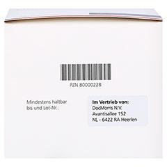 medpex Omega-3 Konzentrat 120 Stück - Unterseite