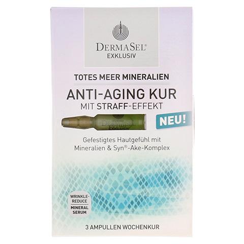 DERMASEL Ampullen-Kur Anti-Aging EXKLUSIV 3x1 Milliliter