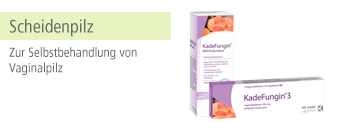 Scheidenpilz / Vaginalinfektion Themenshop