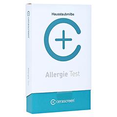 CERASCREEN Allergie-Test-Kit Hausstaubmilbe 1 Stück