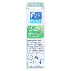 EYEMEDICA Euphrasia Augentrost Augentropfen 10x0.4 Milliliter - Linke Seite