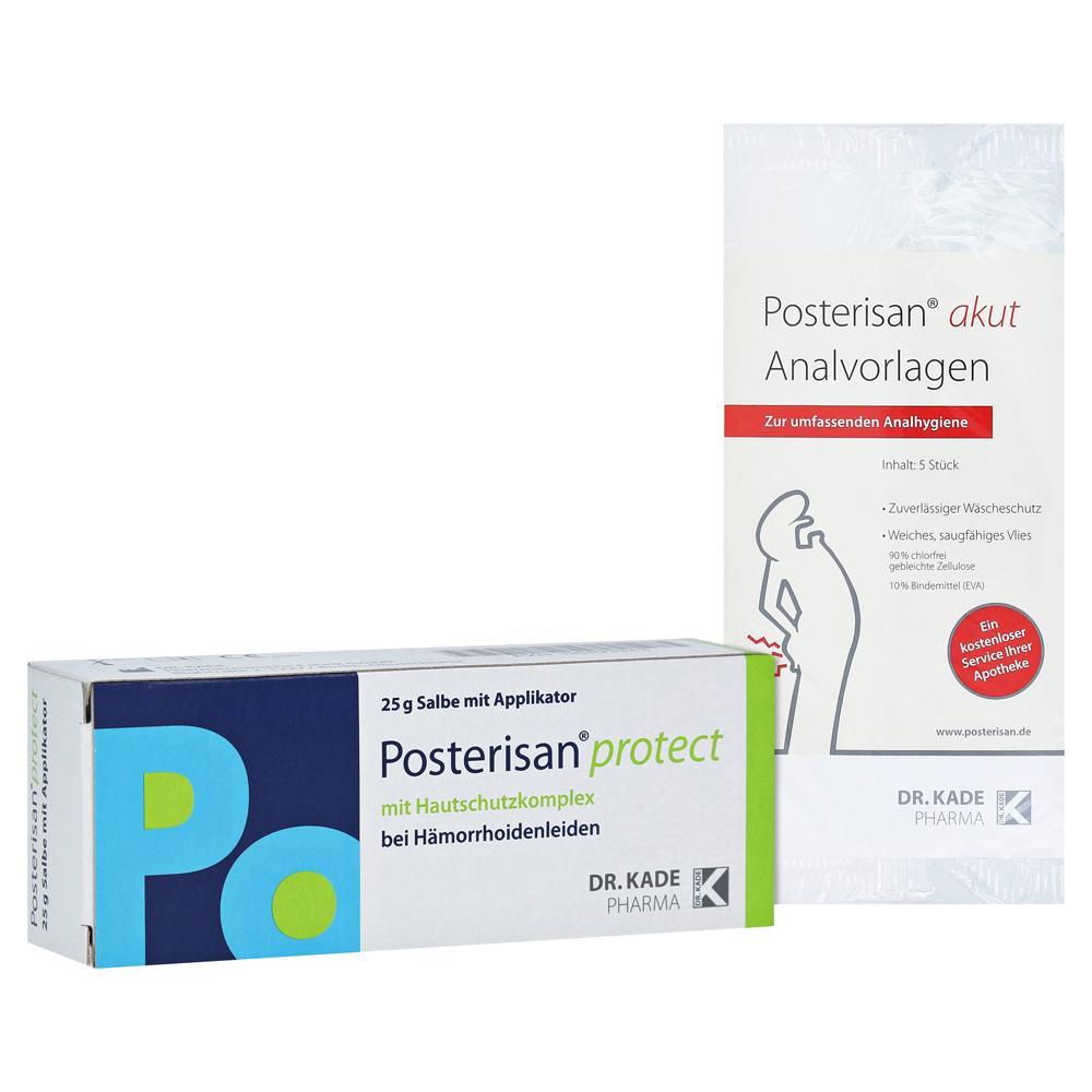 Erfahrungen zu POSTERISAN protect Salbe + gratis ...