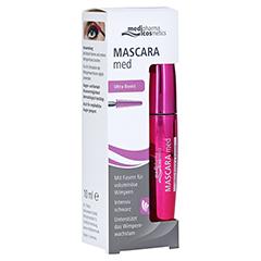 medipharma Mascara med Ultra Boost 10 Milliliter