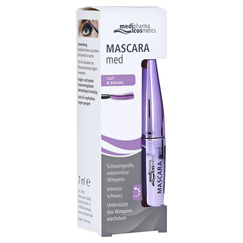 Mascara med Curl & Volume 7 Milliliter