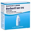 Berberil Dry Eye 3x10 Milliliter