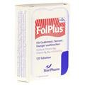 FOLPLUS+D3 Filmtabletten 120 Stück