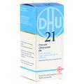 BIOCHEMIE DHU 21 Zincum chloratum D 6 Tabletten 80 Stück N1